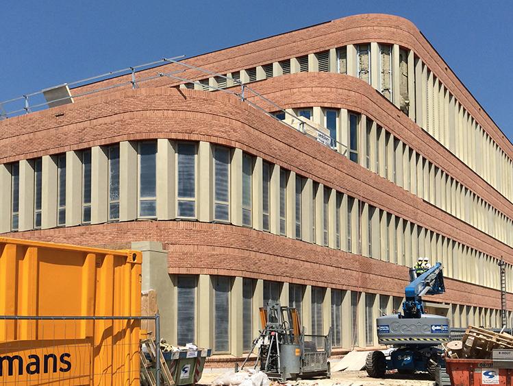 Cablespace Laurentius ziekenhuis