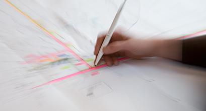 Spanningsrail ontwerp